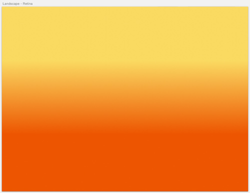 Sunset Gradients In Swift